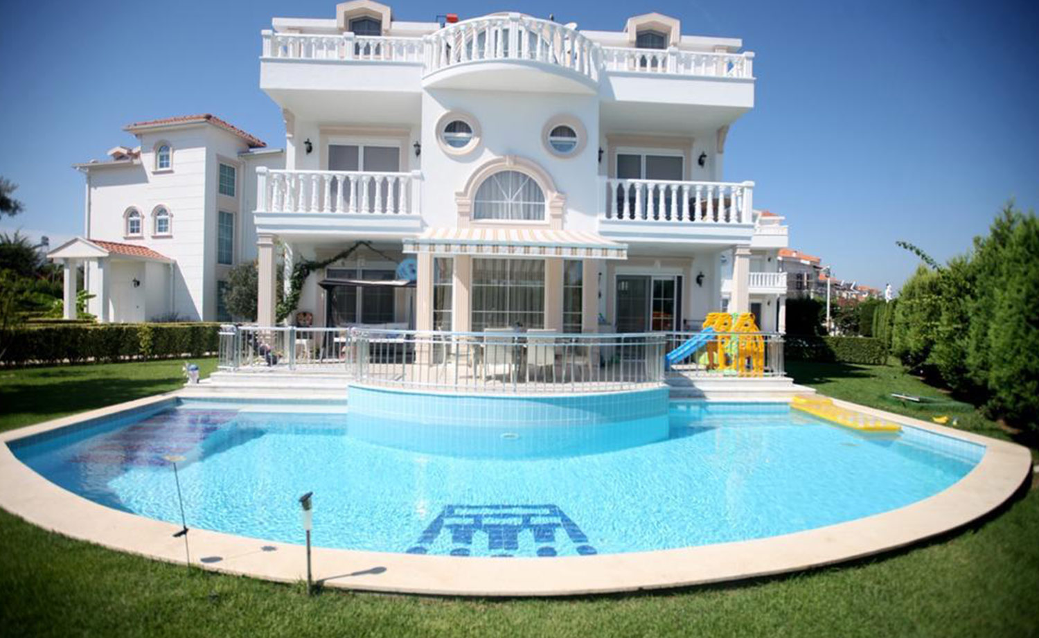 Belek Villa Hearth of Turkish Riviera