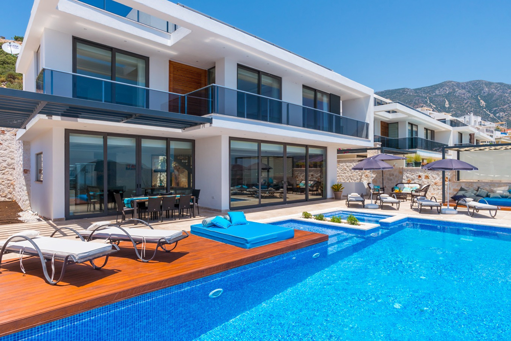 Luxury villa with Infinity Pool, Kalkan