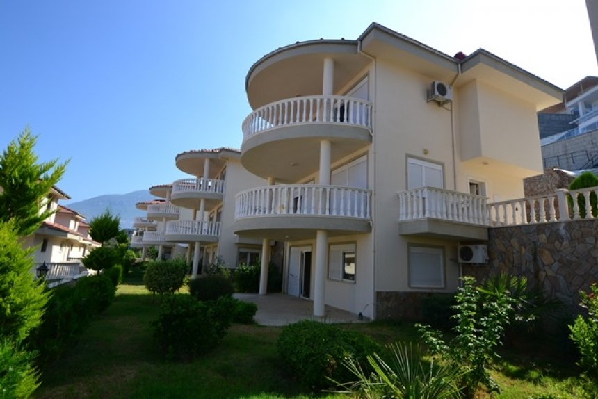 Full furnished lux villa Kargıcak Alanya