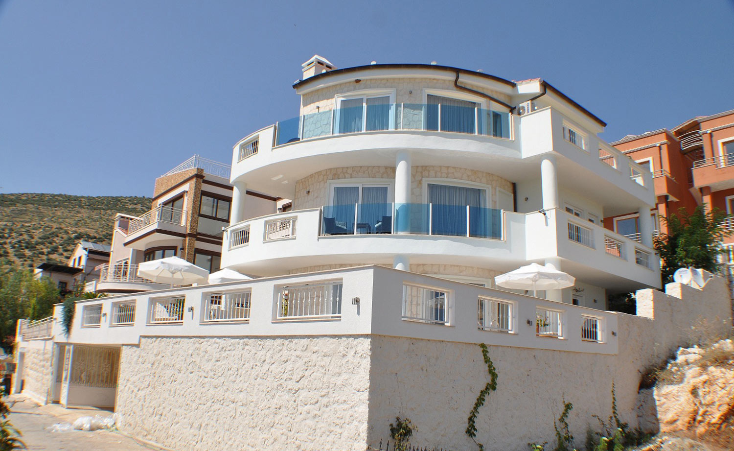 High Profit Villas in Antalya