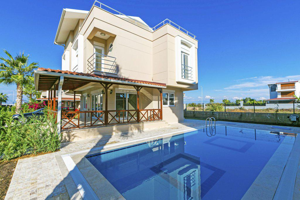 Luxury villa with pool in Belek, Antalya